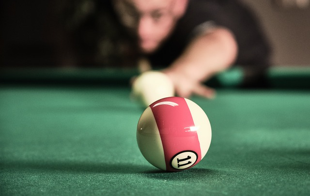 Standard pool tables sizes are most common in 7-foot and 8-foot tables