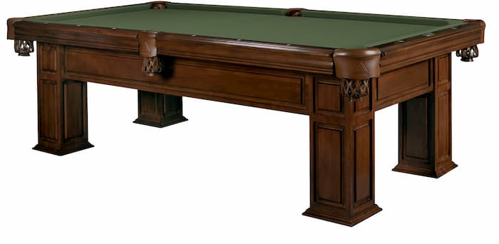 buying a new vs used pool table