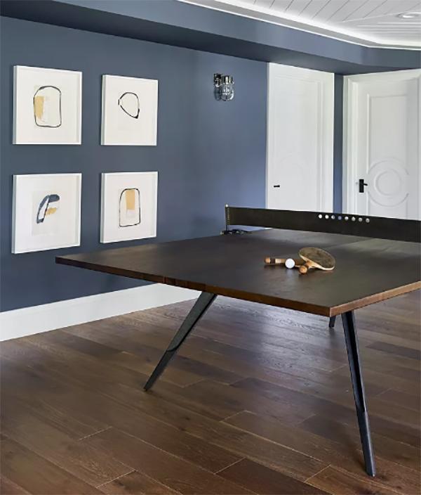 Minimalist styled room
